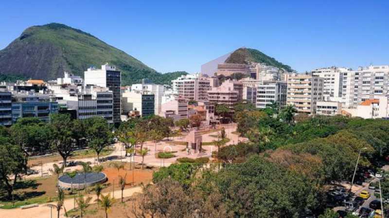 PIRAJA 03 - Apartamento À Venda - Ipanema - Rio de Janeiro - RJ - CPAP00088 - 1