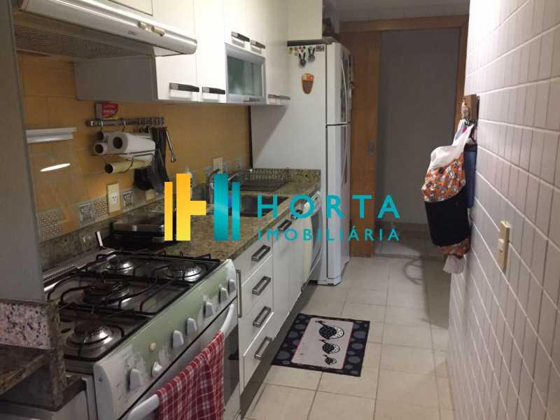 Copa-cozinha 3 - Apartamento À Venda - Jardim Botânico - Rio de Janeiro - RJ - CPAP31117 - 21