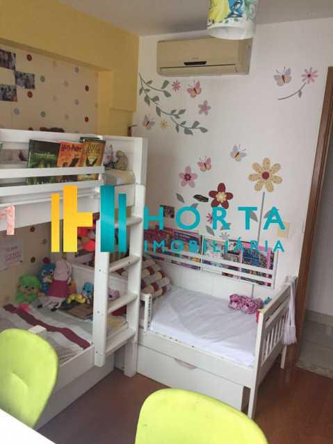 Quarto 2 - Apartamento À Venda - Jardim Botânico - Rio de Janeiro - RJ - CPAP31117 - 14