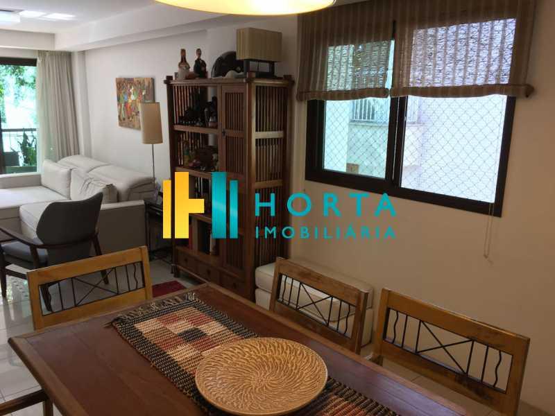 Sala 2 - Apartamento À Venda - Jardim Botânico - Rio de Janeiro - RJ - CPAP31117 - 3