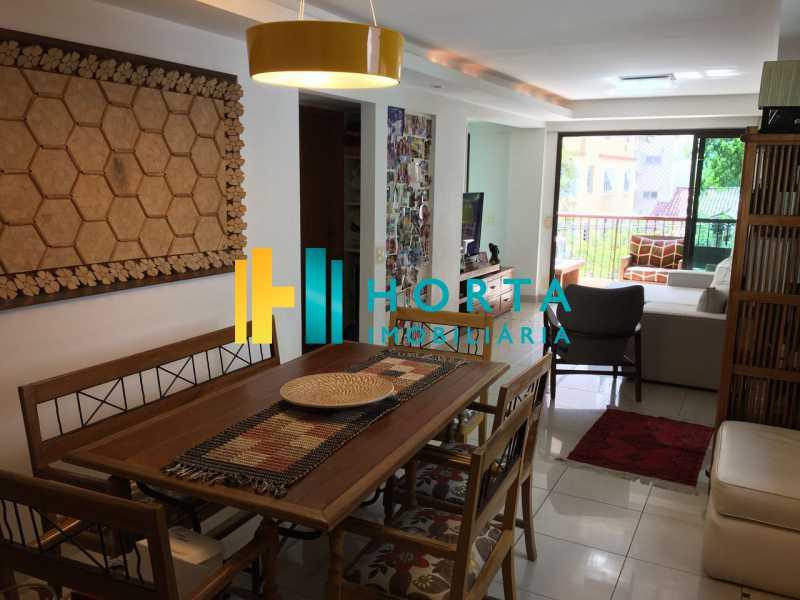 Sala 3 - Apartamento À Venda - Jardim Botânico - Rio de Janeiro - RJ - CPAP31117 - 4
