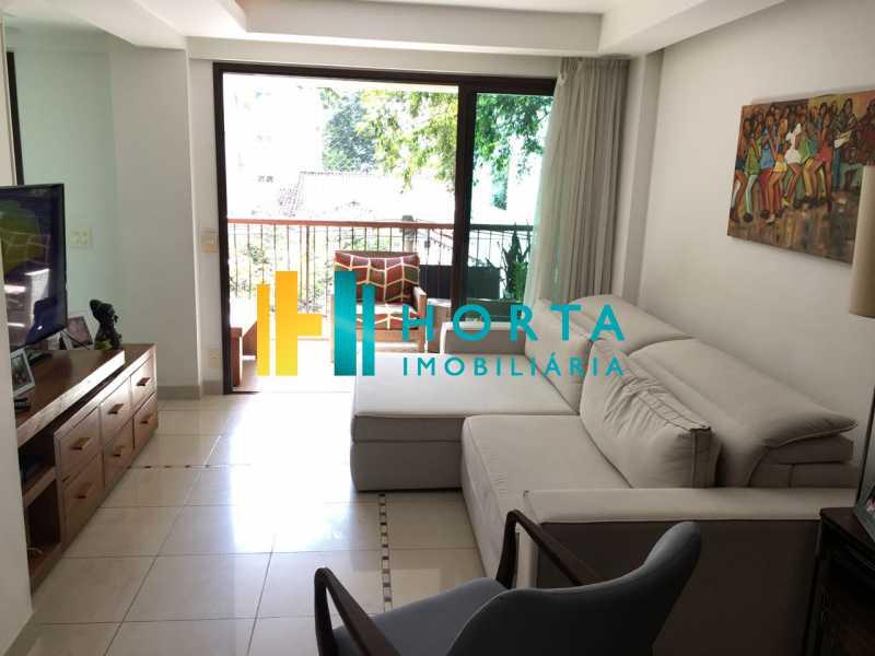 Sala 4 - Apartamento À Venda - Jardim Botânico - Rio de Janeiro - RJ - CPAP31117 - 5