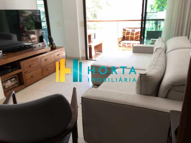 Sala 5 - Apartamento À Venda - Jardim Botânico - Rio de Janeiro - RJ - CPAP31117 - 6