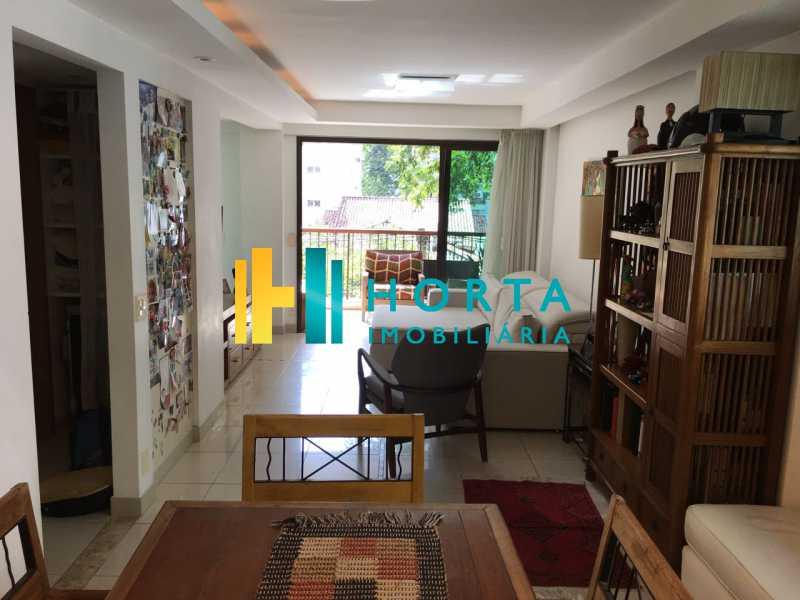 Sala - Apartamento À Venda - Jardim Botânico - Rio de Janeiro - RJ - CPAP31117 - 1