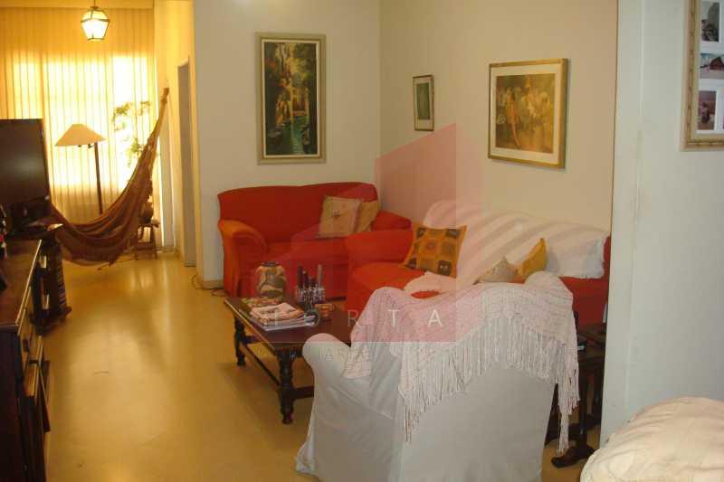 1-SALA - Apartamento À Venda - Botafogo - Rio de Janeiro - RJ - CPAP20183 - 3