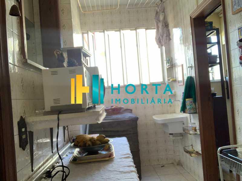 area. - Sala 2 quartos com varanda e 2 vagas - CPAP20778 - 18