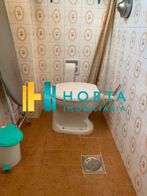 banheiro dependencia. - Sala 2 quartos com varanda e 2 vagas - CPAP20778 - 20