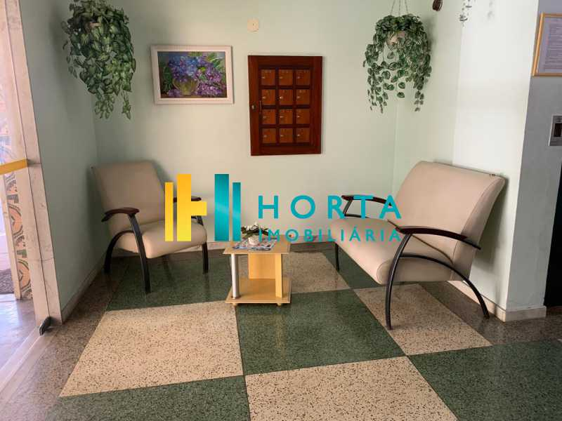 hall. - Sala 2 quartos com varanda e 2 vagas - CPAP20778 - 22