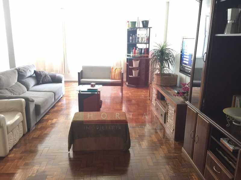SALA 1. - Apartamento À Venda - Copacabana - Rio de Janeiro - RJ - CPAP40054 - 1