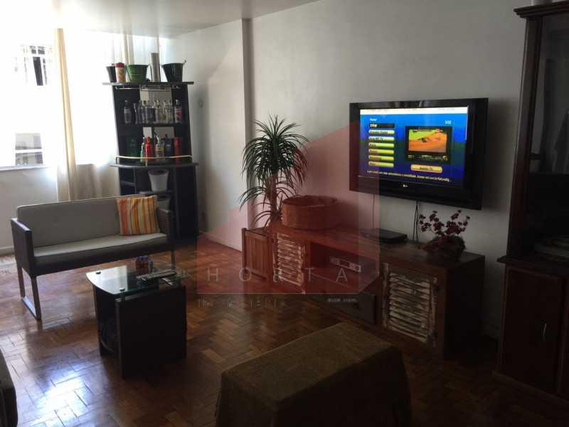 SALA 2. - Apartamento À Venda - Copacabana - Rio de Janeiro - RJ - CPAP40054 - 3