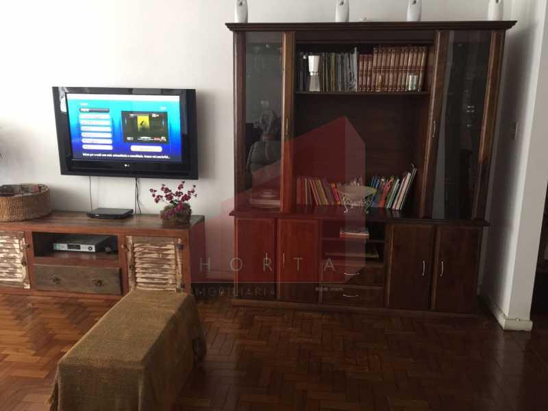 SALA 3. - Apartamento À Venda - Copacabana - Rio de Janeiro - RJ - CPAP40054 - 4