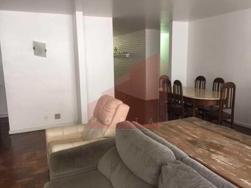 SALA 4. - Apartamento À Venda - Copacabana - Rio de Janeiro - RJ - CPAP40054 - 5
