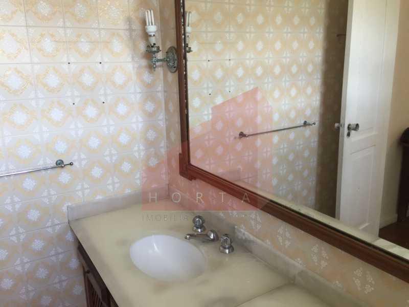 BANHEIROS 4. - Apartamento À Venda - Copacabana - Rio de Janeiro - RJ - CPAP40054 - 25