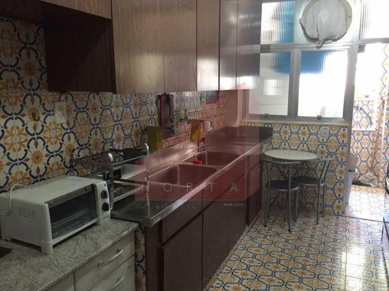 COZINHA E AREA 1. - Apartamento À Venda - Copacabana - Rio de Janeiro - RJ - CPAP40054 - 29