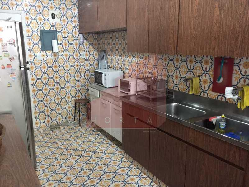 COZINHA E AREA 2. - Apartamento À Venda - Copacabana - Rio de Janeiro - RJ - CPAP40054 - 30