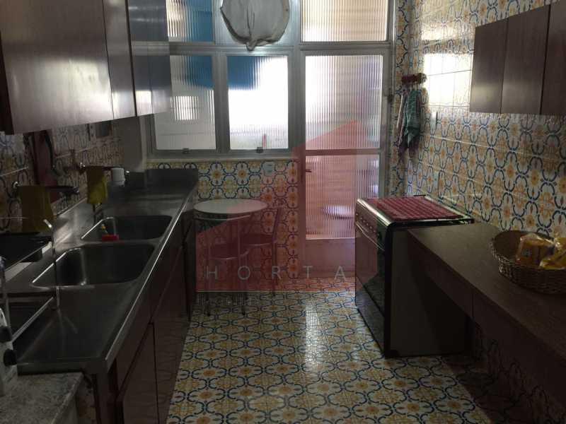 COZINHA E AREA 3. - Apartamento À Venda - Copacabana - Rio de Janeiro - RJ - CPAP40054 - 31