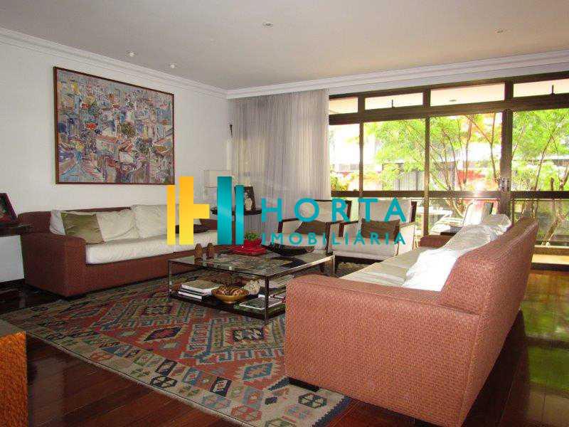 IMG_3383 - Apartamento À Venda - Leblon - Rio de Janeiro - RJ - CPAP40268 - 3