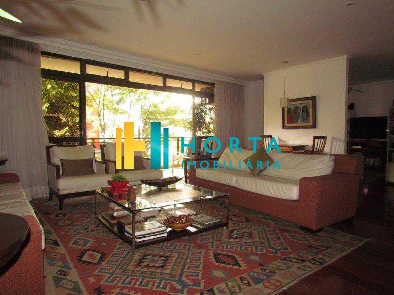 IMG_3445 - Apartamento À Venda - Leblon - Rio de Janeiro - RJ - CPAP40268 - 1