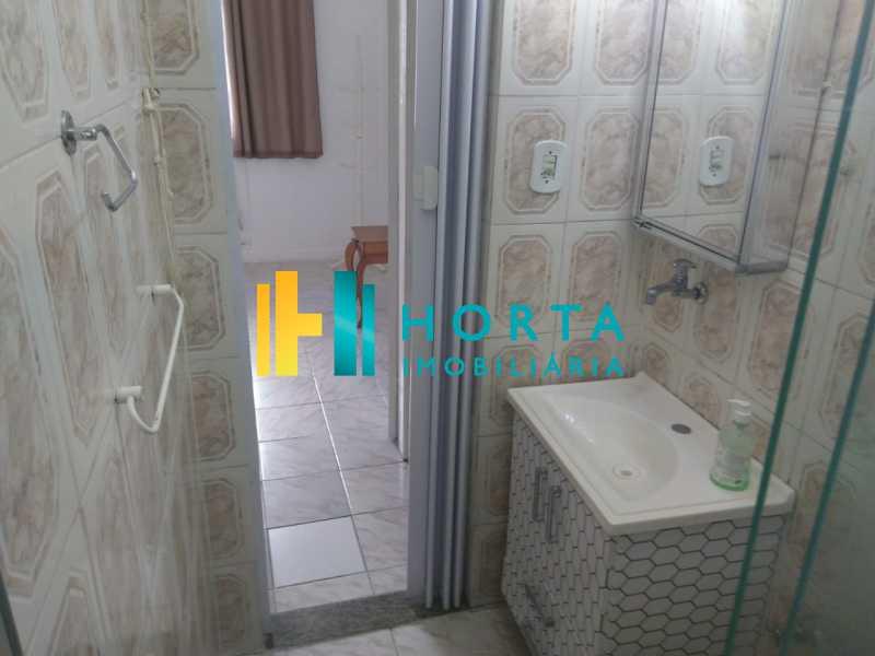 banheiro 1. - Apartamento 1 quarto para alugar Copacabana, Rio de Janeiro - R$ 1.500 - CPAP10760 - 20