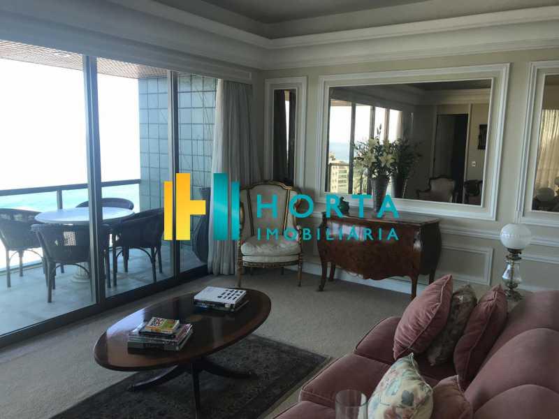 1 - Flat 3 quartos à venda Ipanema, Rio de Janeiro - R$ 4.300.000 - CPFL30004 - 3