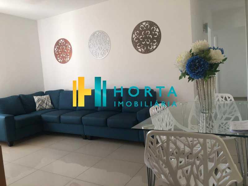 1 - Apartamento Tijuca, Rio de Janeiro, RJ À Venda, 2 Quartos, 70m² - CPAP20861 - 1