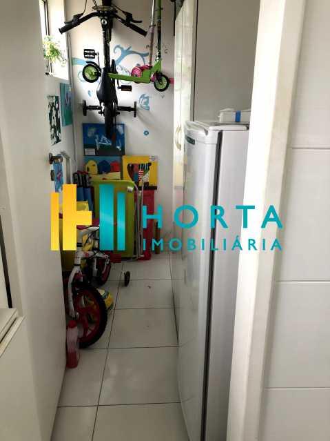 17 - Apartamento Tijuca, Rio de Janeiro, RJ À Venda, 2 Quartos, 70m² - CPAP20861 - 18