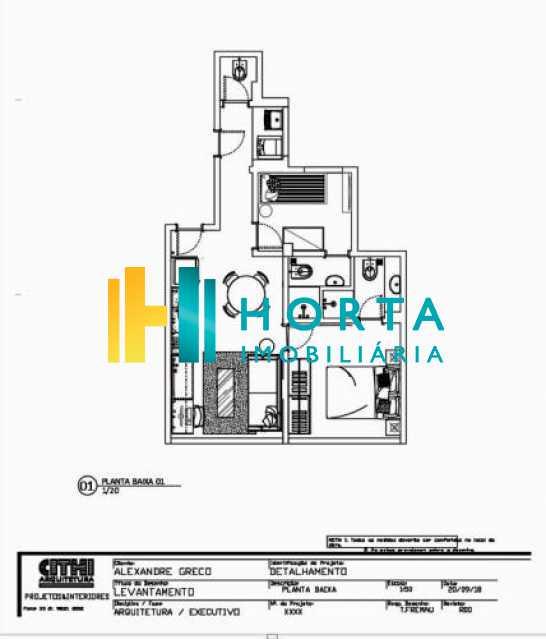 23 - Apartamento 2 quartos à venda Botafogo, Rio de Janeiro - R$ 599.000 - CPAP20865 - 23