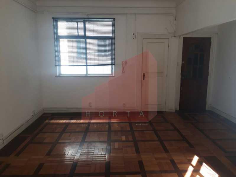 SALA ENTRADA 3. - Apartamento À Venda - Copacabana - Rio de Janeiro - RJ - CPAP40059 - 5