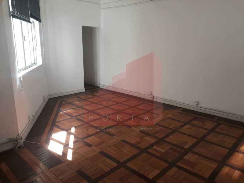 SALA ENTRADA 4. - Apartamento À Venda - Copacabana - Rio de Janeiro - RJ - CPAP40059 - 1