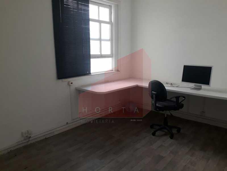 QUARTO 1. - Apartamento À Venda - Copacabana - Rio de Janeiro - RJ - CPAP40059 - 11