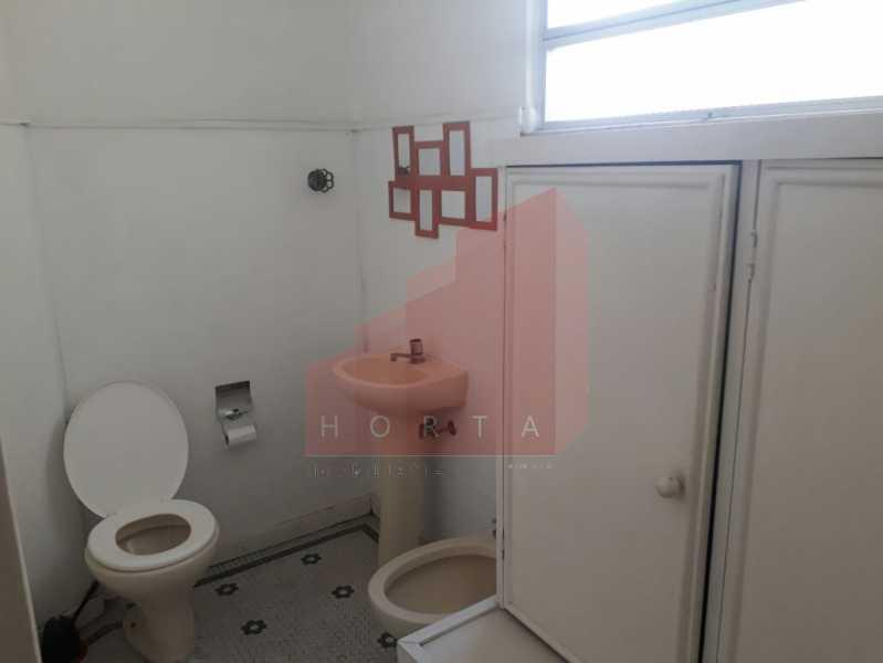 BANHEIRO SOCIAL. - Apartamento À Venda - Copacabana - Rio de Janeiro - RJ - CPAP40059 - 25