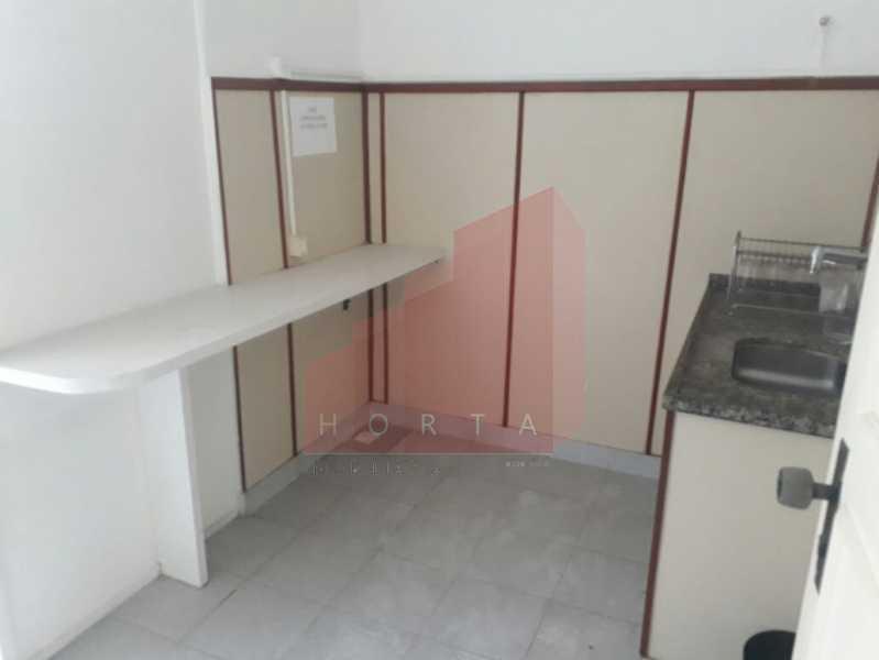 COZINHA. - Apartamento À Venda - Copacabana - Rio de Janeiro - RJ - CPAP40059 - 28