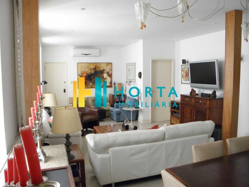 2 Salão - Apartamento À Venda - Ipanema - Rio de Janeiro - RJ - CPAP30297 - 1