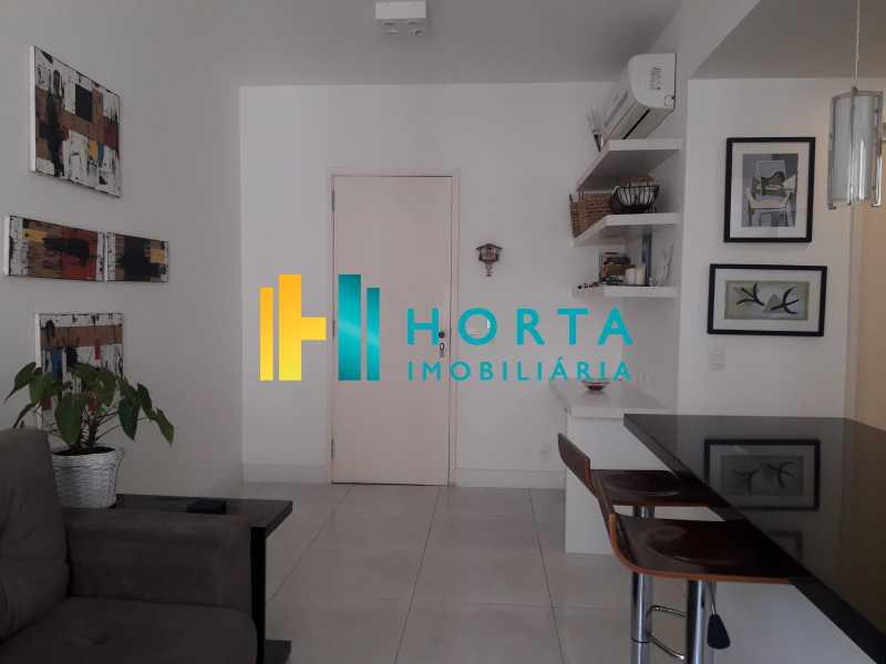 2 - Apartamento Leblon, Rio de Janeiro, RJ À Venda, 1 Quarto, 35m² - CPAP10835 - 1
