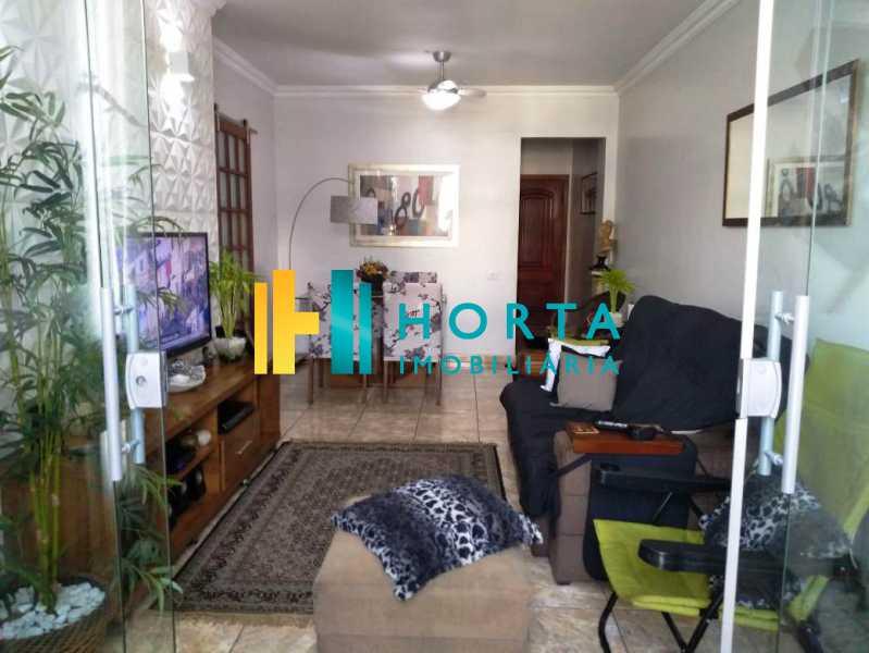 1 - Apartamento Laranjeiras, Rio de Janeiro, RJ À Venda, 3 Quartos, 110m² - CPAP31201 - 1