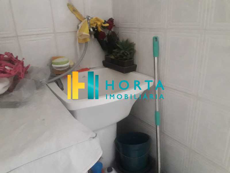 AREA SERVIÇO 1 - Apartamento À Venda - Centro - Rio de Janeiro - RJ - CPAP10853 - 14