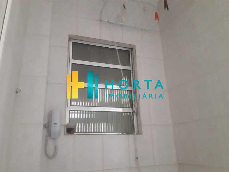 AREA SERVIÇO - Apartamento À Venda - Centro - Rio de Janeiro - RJ - CPAP10853 - 13