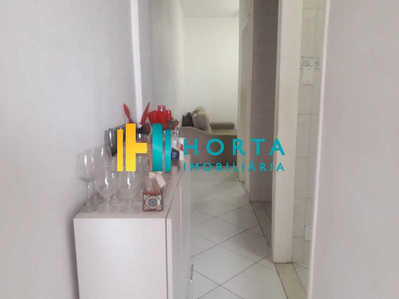 CORREDOR - Apartamento À Venda - Centro - Rio de Janeiro - RJ - CPAP10853 - 1