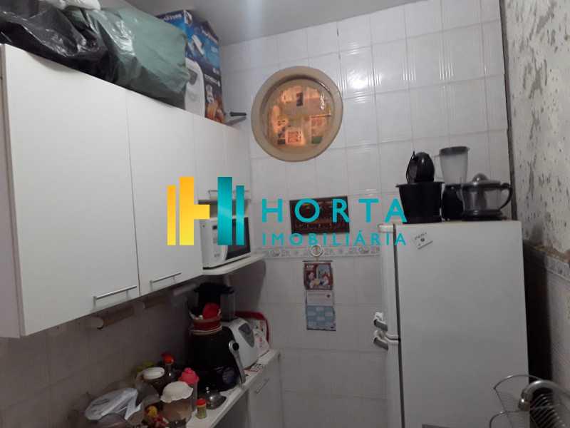 COZINHA 1 - Apartamento À Venda - Centro - Rio de Janeiro - RJ - CPAP10853 - 10