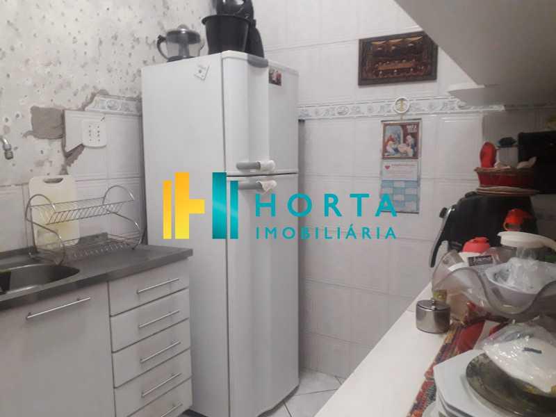 COZINHA - Apartamento À Venda - Centro - Rio de Janeiro - RJ - CPAP10853 - 12
