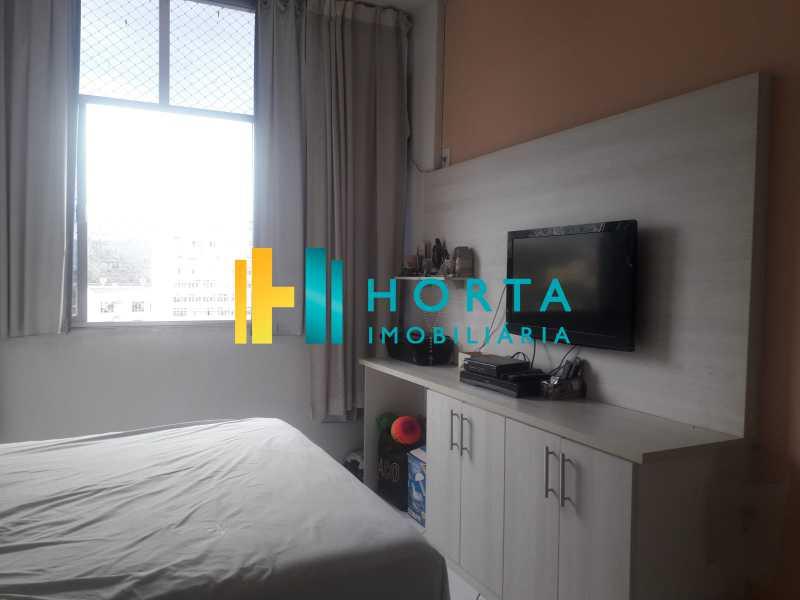 QUARTO 2 - Apartamento À Venda - Centro - Rio de Janeiro - RJ - CPAP10853 - 8