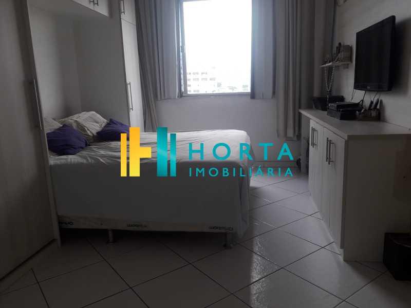 QUARTO - Apartamento À Venda - Centro - Rio de Janeiro - RJ - CPAP10853 - 9