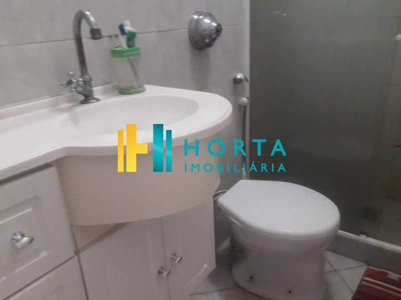 WC SOCIAL - Apartamento À Venda - Centro - Rio de Janeiro - RJ - CPAP10853 - 15
