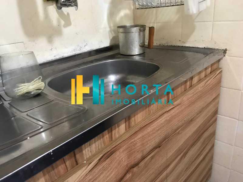 cozinha - Kitnet/Conjugado 30m² à venda Leblon, Rio de Janeiro - R$ 490.000 - CPKI10382 - 11