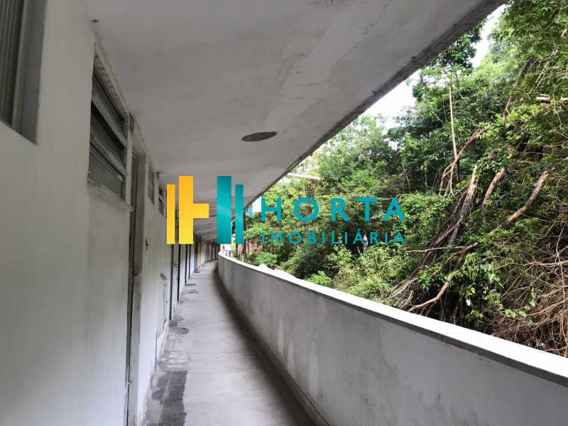 vista verde - Kitnet/Conjugado 30m² à venda Leblon, Rio de Janeiro - R$ 490.000 - CPKI10382 - 16