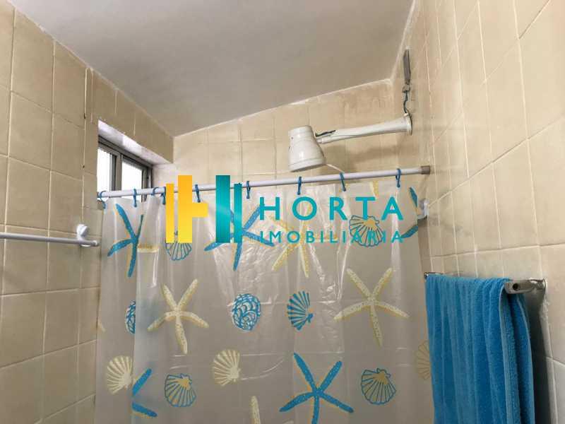 wc social - Kitnet/Conjugado 30m² à venda Leblon, Rio de Janeiro - R$ 490.000 - CPKI10382 - 14