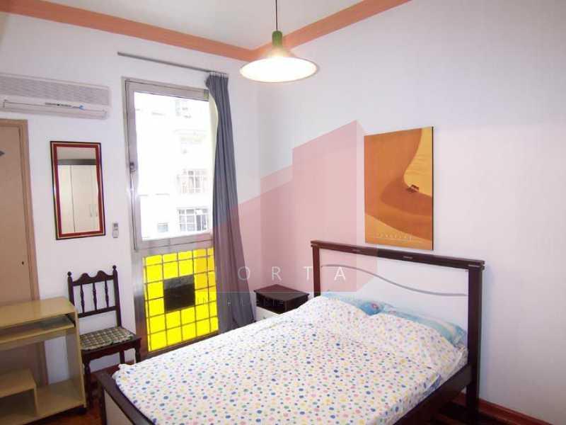 QUARTOS 3. - Apartamento À Venda - Copacabana - Rio de Janeiro - RJ - CPAP30720 - 9