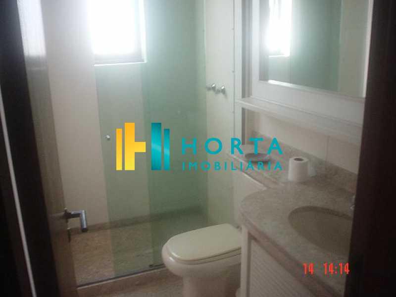 601 banheiro social - Flat Ipanema, Rio de Janeiro, RJ À Venda, 2 Quartos, 60m² - CPFL20025 - 11