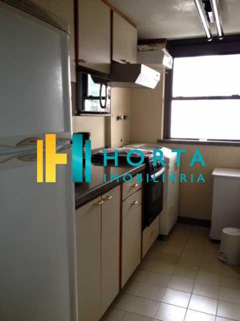 cozinha - Flat Ipanema, Rio de Janeiro, RJ À Venda, 2 Quartos, 60m² - CPFL20025 - 9
