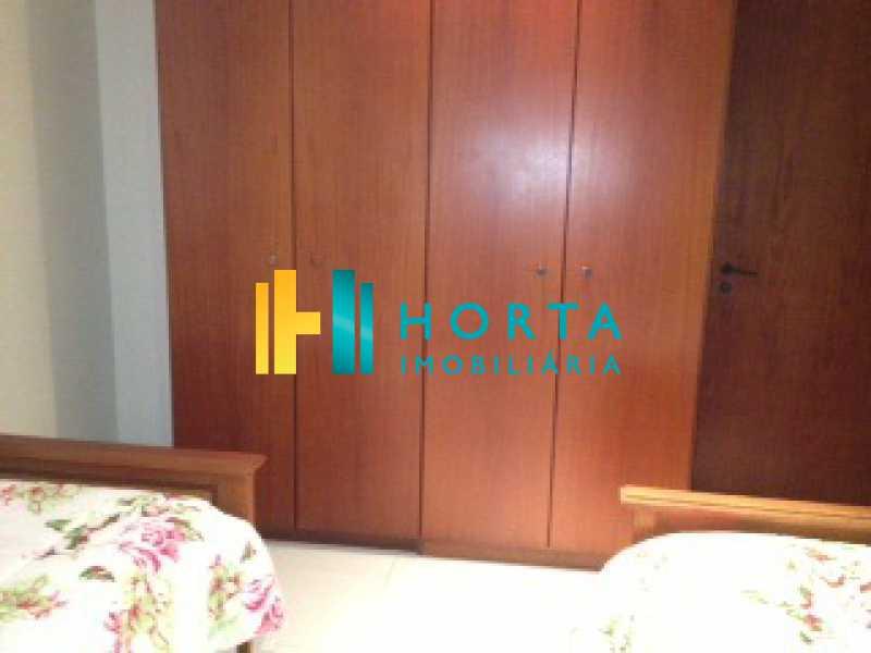 quarto solteiro 1 - Flat Ipanema, Rio de Janeiro, RJ À Venda, 2 Quartos, 60m² - CPFL20025 - 5
